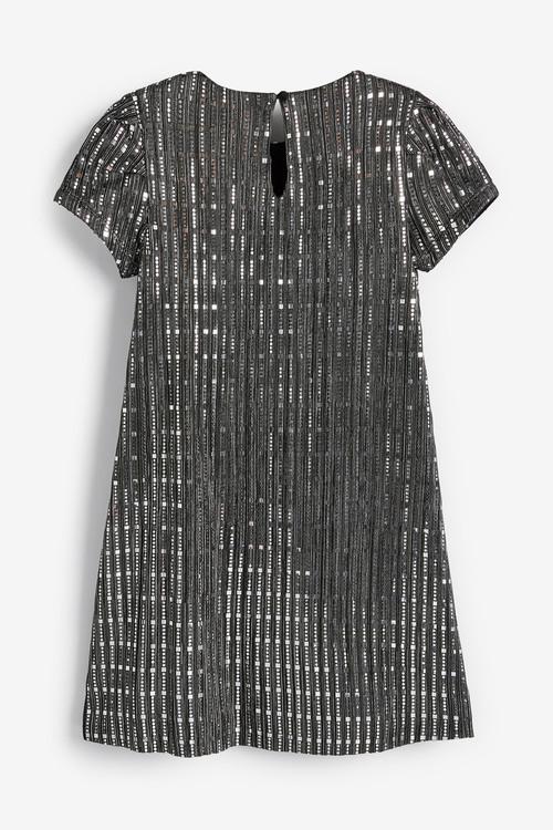 Next Sparkle Dress (3-16yrs)