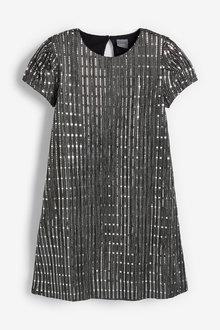 Next Sparkle Dress (3-16yrs) - 258853