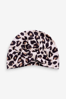 Next Leopard Turban (0-18mths) - 258871
