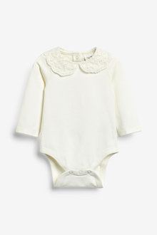 Next Lace Collar Body (0mths-3yrs) - 258877