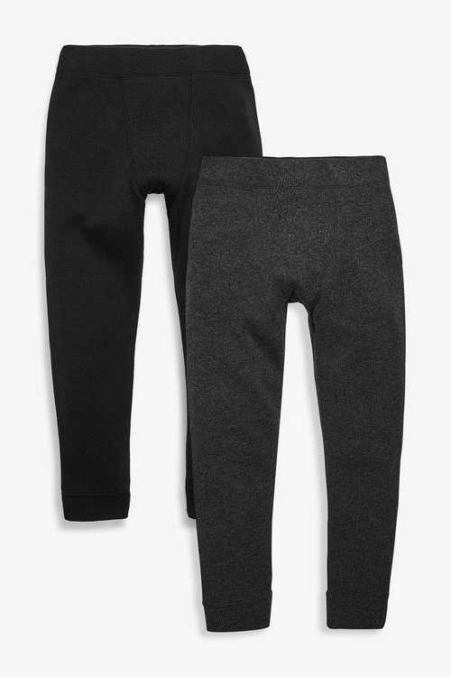 Next 2 Pack Thermal Leggings (2-16yrs)
