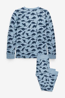Next Dino T-Shirt And Trousers Set (1.5-12yrs) - 258910