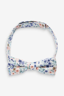 Next Floral Bow Tie (1-16yrs) - 258935