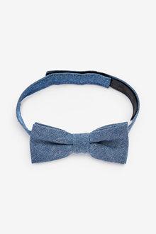 Next Plain Bow Tie (1-16yrs) - 258937