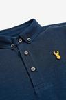 Next Long Sleeve Pique Polo (3-16yrs)