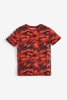 Next Camouflage T-Shirt (3-16yrs) - 258980