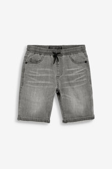 Next Jersey Denim Shorts (3-16yrs) - 258990