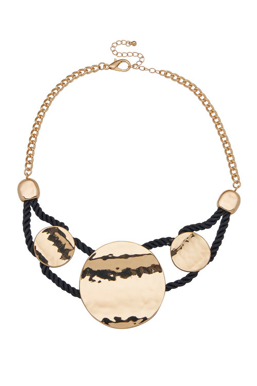 Amber Rose Tribal Necklace