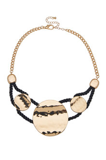 Amber Rose Tribal Necklace - 259012