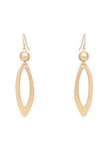 Amber Rose Cleopatra Drop Earring - 259034