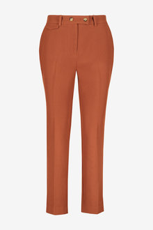 Next Elastic Back Slim Trousers - 259042