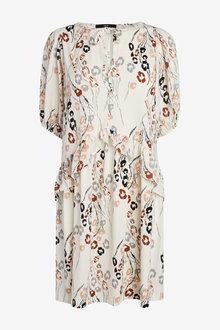 Next Ruffle Dress - 259095