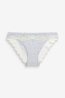 Next Cotton Blend Knickers - 259178