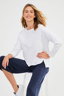 Capture Panelled Sweatshirt - 259809