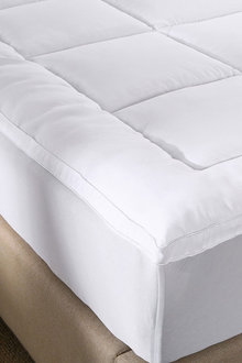 Royal Comfort 1000GSM Premium Microfibre Mattress Topper - 260206