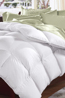 Royal Comfort Goose Feather & Down Duvet Inner and Pillows - 260208