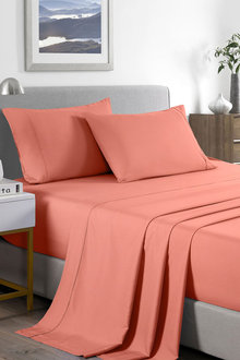 Casa Decor 2000 Thread Count Bamboo Cooling Sheet Set - 260231