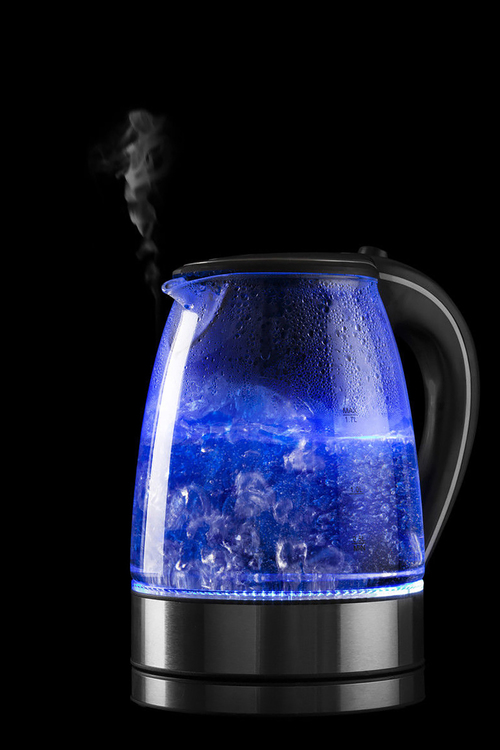 Pursonic 1.7L Electric Glass Kettle