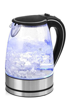Pursonic 1.7L Electric Glass Kettle - 260233