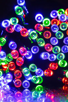 100 LED Solar Powered Fairy Lights - 260234