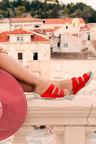 Halsa Delight Low Wedge Sandal