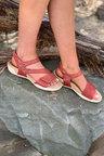 Halsa Denia Low Heel Sandal