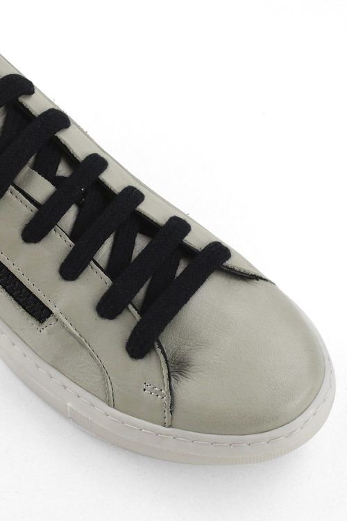 Bueno Marnie Leather Streetwear