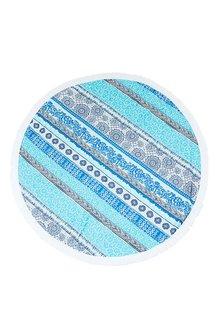 Bambury Desigual Striped Round Beach Towel - 260334