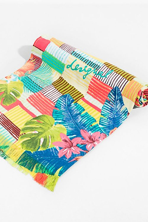 Bambury Desigual 90 x 150cm Pareo Beach Towel