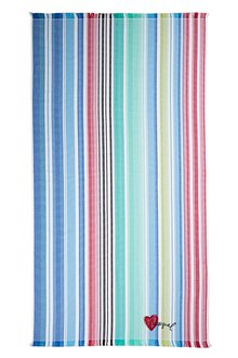 Bambury Desigual 86 x 160cm Pareo Beach Towel - 260337