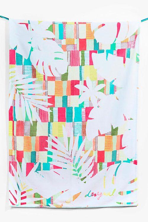 Bambury Desigual 95 x 150cm Beach Towel
