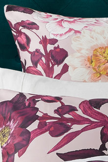 Luxe Floral Euro Pillowcase - 260385