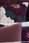 Luxe Floral Euro Pillowcase