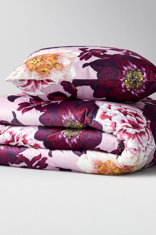 Luxe Floral Cushion