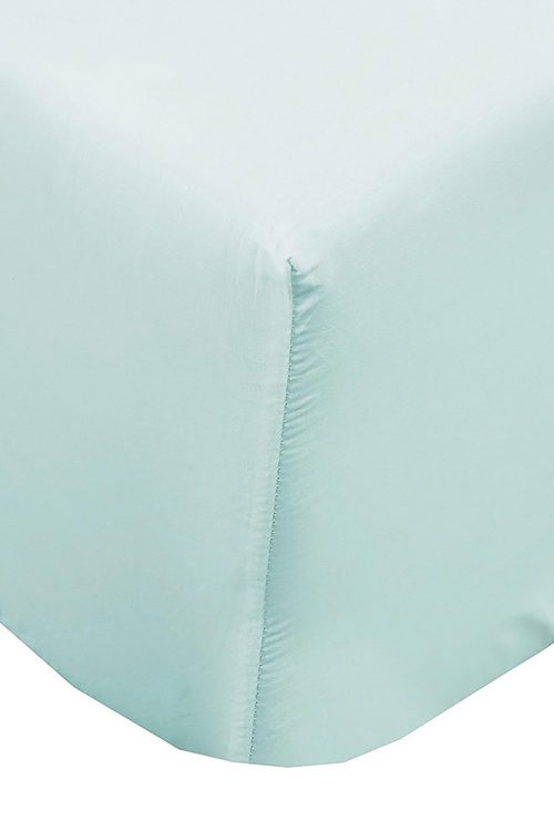 Bambury Percale Fitted Sheet