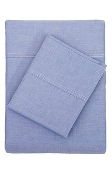 Bambury Chambray Sheet Set - 260401