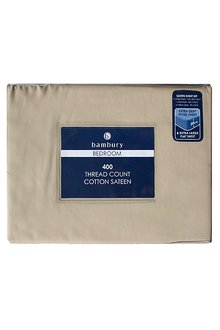 Bambury 400 Thread Count Sheet Set - 260403