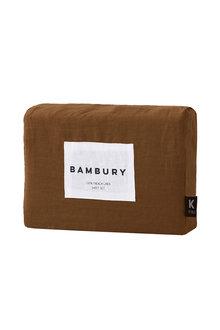 Bambury French Linen Sheet Set - 260404