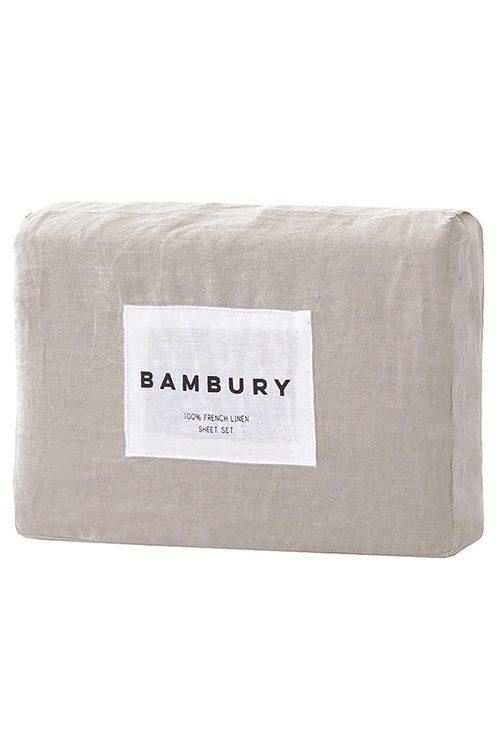 Bambury French Linen Sheet Set