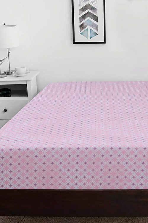 Bambury Leticia Printed Fitted Sheet