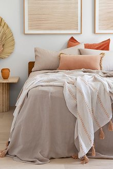 Bambury French Linen Duvet Cover Set - 260420