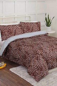 Bambury Kruger Printed Duvet Cover Set - 260425
