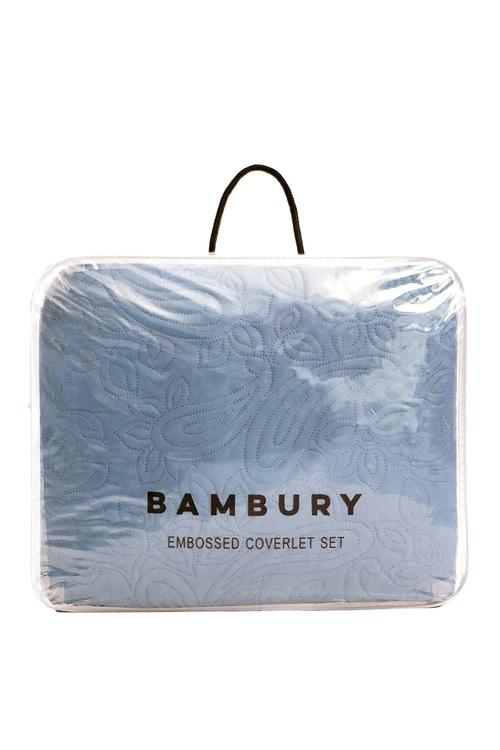 Bambury Paisley Bedcover Set