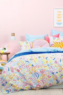 Bambury Sami Duvet Cover Set - 260437