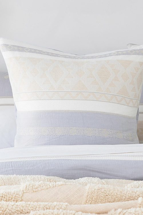 Bambury Silow European Pillowcase