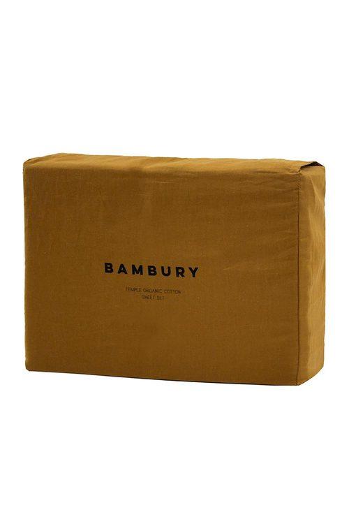 Bambury Temple Organic Cotton Sheet Set