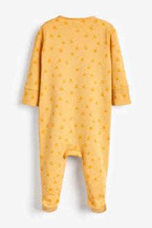 Next Sunshine Dada Sleepsuit (0-18mths) - 260514
