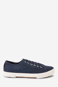 Next Canvas Trainers - 260588