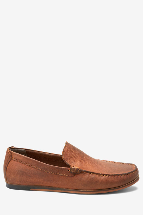 Next Leather Loafers