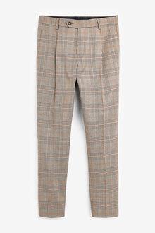 Next Check Suit: Trousers - 260774